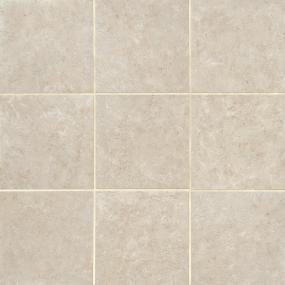 Florentine Floor Tile in Argento